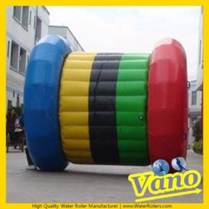 Water Roller Ball for Sale | Water Cylinder - Vano Inflatables